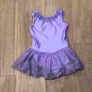 Other - NWT Reflectionz glitter tutu dress dance ballet